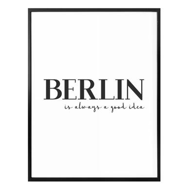 Poster Berlin