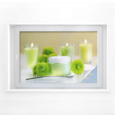 Sichtschutzfolie Candle Lemon