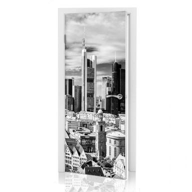 Türdeko Frankfurter Skyline - Bild 1