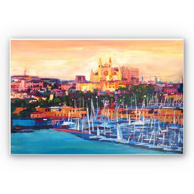 Wandbild Bleichner - Kathedrale in Palma de Mallorca