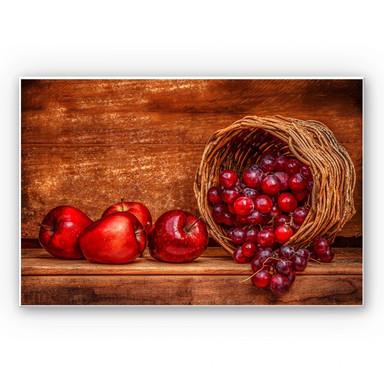 Wandbild Perfoncio - Rote Früchte