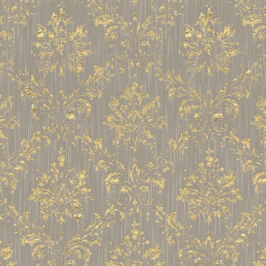 Architects Paper Textiltapete Metallic Silk beige, metallic