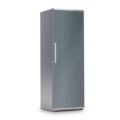 Kühlschrankfolie 60x180cm - Blaugrau Light- Bild 1