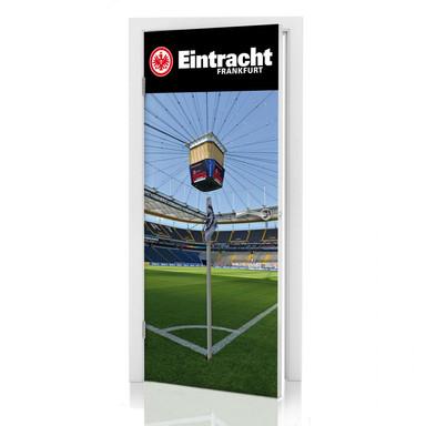 Türdeko Eintracht Frankfurt Eckfahne - Bild 1