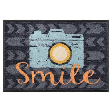 Wash&Dry Fussmatte Smile 50x75cm