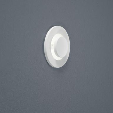 LED Wandeinbauleuchte Onto in Weiss-matt 2.7W 230lm