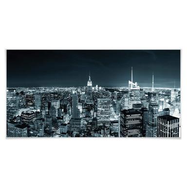 Poster New York at Night 02