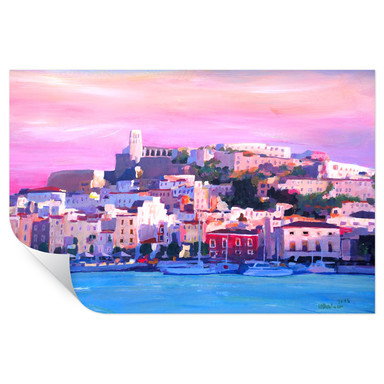 Wallprint Bleichner - Ibiza-The Pearl of the Mediterranean