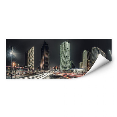 Wallprint Potsdamer Platz - Panorama
