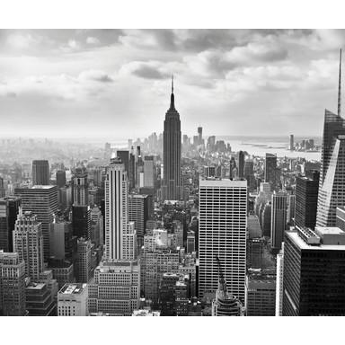Fototapete NYC Black and White