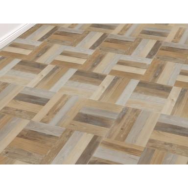 Vinyl-Designboden JAB LVT 40 | Twisted Wood Grey