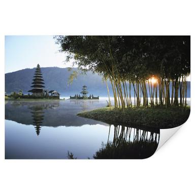 Wallprint NG Japanischer Tempel