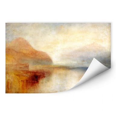 Wallprint Turner - Monte Rosa