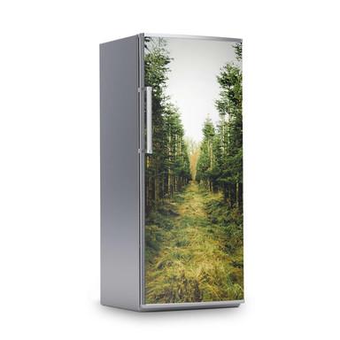 Kühlschrankfolie 60x150cm - Green Alley- Bild 1