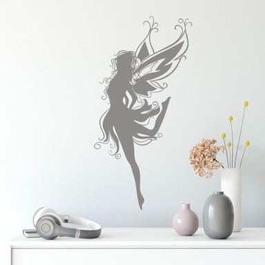 Wandtattoo Dancing Fairy