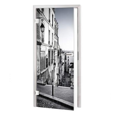 Sichtschutzfolie Montmartre