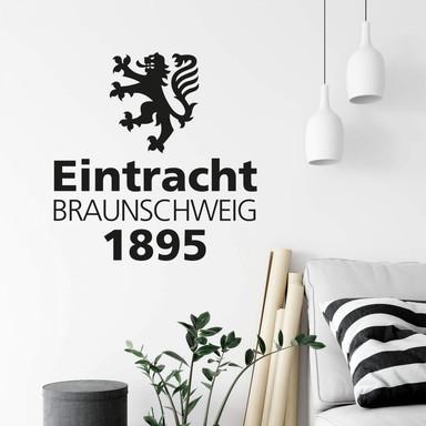 Wandtattoo Eintracht Braunschweig Löwe