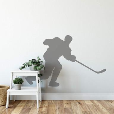 Wandtattoo Eishockey 3