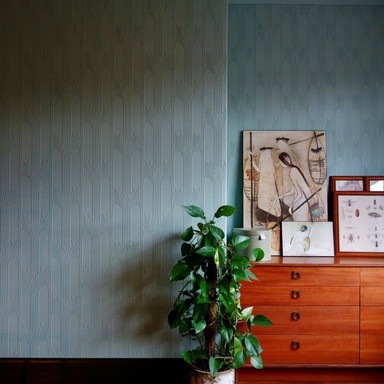 Anaglypta® Wildacre Luxuriöse strukturierte Vinyltapete überstreichbar, weiss