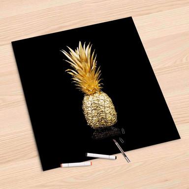 Folienbogen (60x60cm) - Goldenes Früchtchen