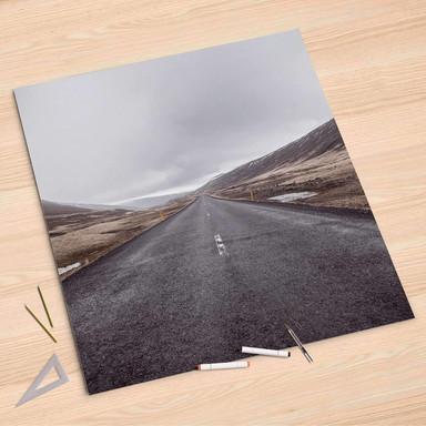 Folienbogen (90x90cm) - The Road