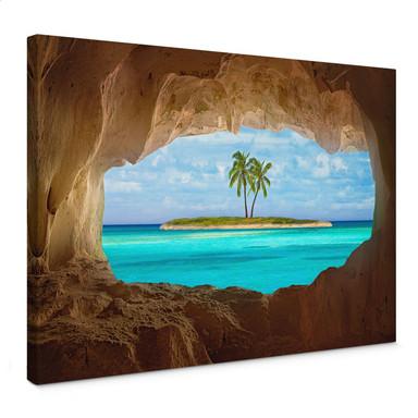Leinwandbild Anderson - Inselparadies