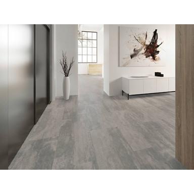 Vinyl-Designboden JOKA 633 | Metal Concrete 260