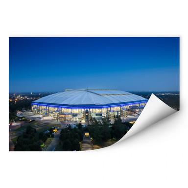 Wallprint Schalke Arena 02