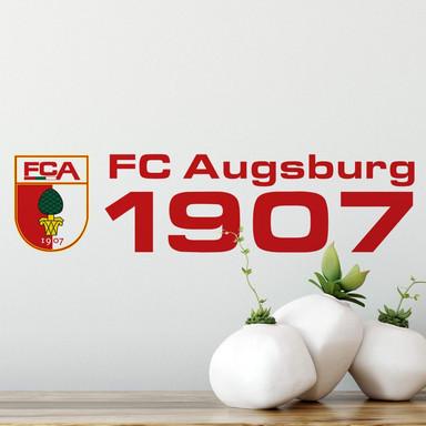 Wandsticker FC Augsburg 1907