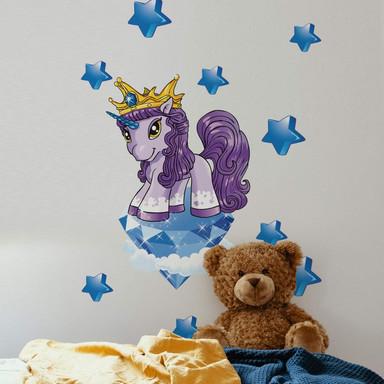 Wandsticker Filly Unicorn Dreams Ashia