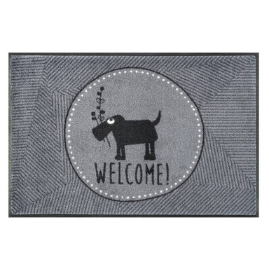 Wash&Dry Fussmatte Herr Just Welcome! 50x75cm