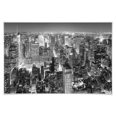 Giant Art® XXL-Poster Midtown New York - 175x115cm - Bild 1