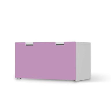 Möbelfolie IKEA Stuva / Malad Banktruhe - Flieder Light