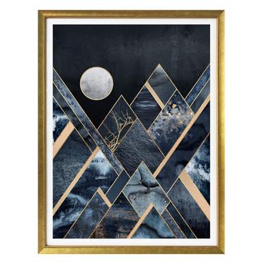 Poster Fredriksson - Nachthimmel