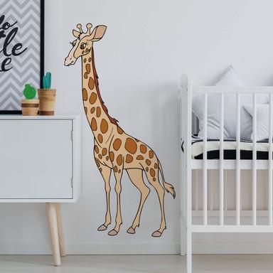 Wandsticker Benjamin Blümchen Giraffe Gerda