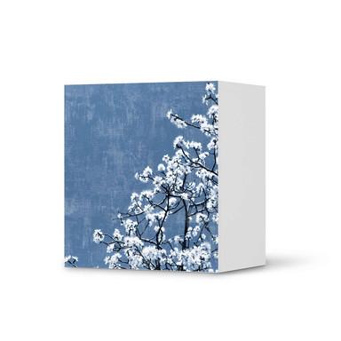 Klebefolie IKEA Besta Regal 1 Türe - Spring Tree