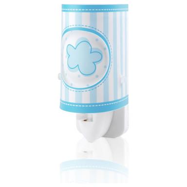 LED Kinderzimmer Nachtlicht Sweet Light in Blau E14