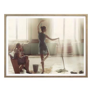 Poster Dubnitskiy - Die Tanzschule