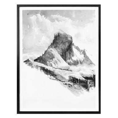 Poster Sargent - Matterhorn