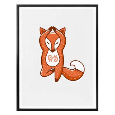 Poster - Yoga-Fuchs 04