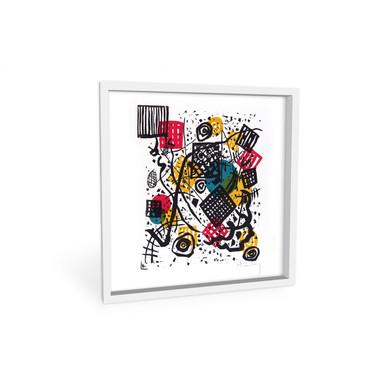 Wandbild Kandinsky - Kleine Welten V