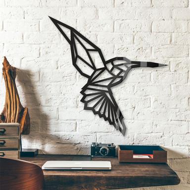 Acryldeko Origami Kolibri