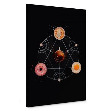 Leinwandbild Belenko - Breakfast Alchemy