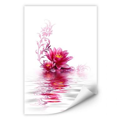 Wallprint Blütenzauber