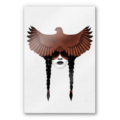 Acrylglasbild Ireland - Dark Cardinal