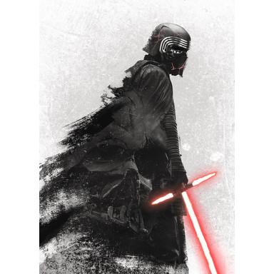 Fototapete Star Wars Kylo Vader Shadow