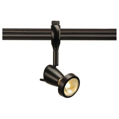 Easytec II Spot Siena, GU10. schwarz, drehbar, schwenkbar