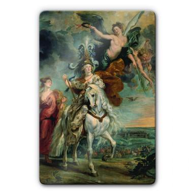Glasbild Rubens - Die Einnahme von Jülich