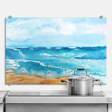Küchenrückwand Toetzke - Meeresrausch