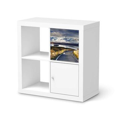 Möbelfolie IKEA Kallax Regal Schubladen - New Zealand